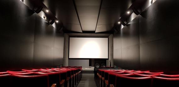 Progettazione ACUSTICA INTERNA e ISOLAMENTO ACUSTICO a cura di Z LAB SRL per il CINEMINO di Milano