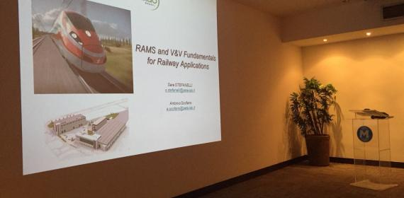 RAMS and V&V FUNDAMENTALS FOR RAILWAY APPLICATIONS _Z LAB SRL_ACUSTICA RAMS E MANULI TECNICI_CORSO TECNICO A METRO RIO FONDAMENTI RAMS E VERIFICATION AND VALIDATION