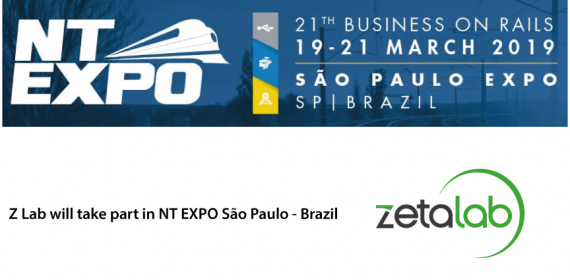 Z Lab will take part in NT EXPO São Paulo - Brazil