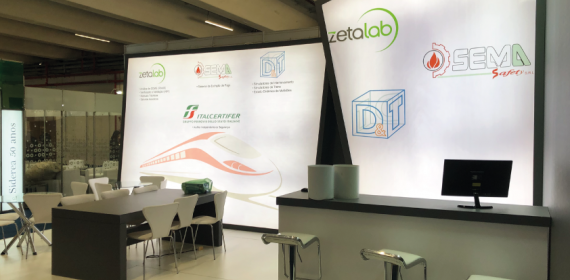 NT EXPO BRASIL 2019 - Z Lab Team is waiting for you at stand 7-35