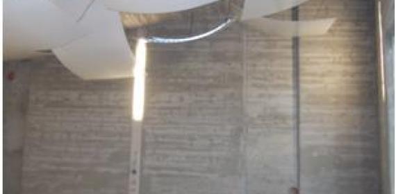 Z LAB_test scustico_Misurazione dell'assorbimento acustico su pannelli fonoassorbenti in camera riverberante_UNI EN ISO 354:2003