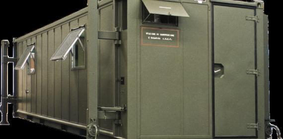 Sviluppo di Analisi RAMT, Safety, attività logistiche (LSA) e Manualistica Tecnica per il sistema di sollevamento shelter - Programma Plancton